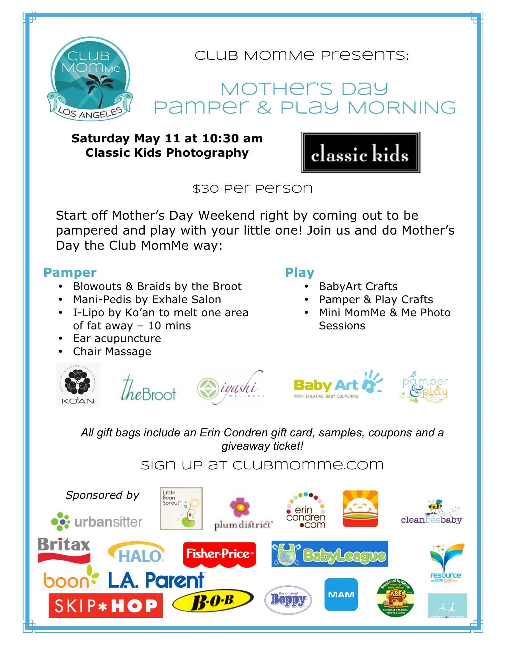 Mother's Day Club Momme 2013.jpg