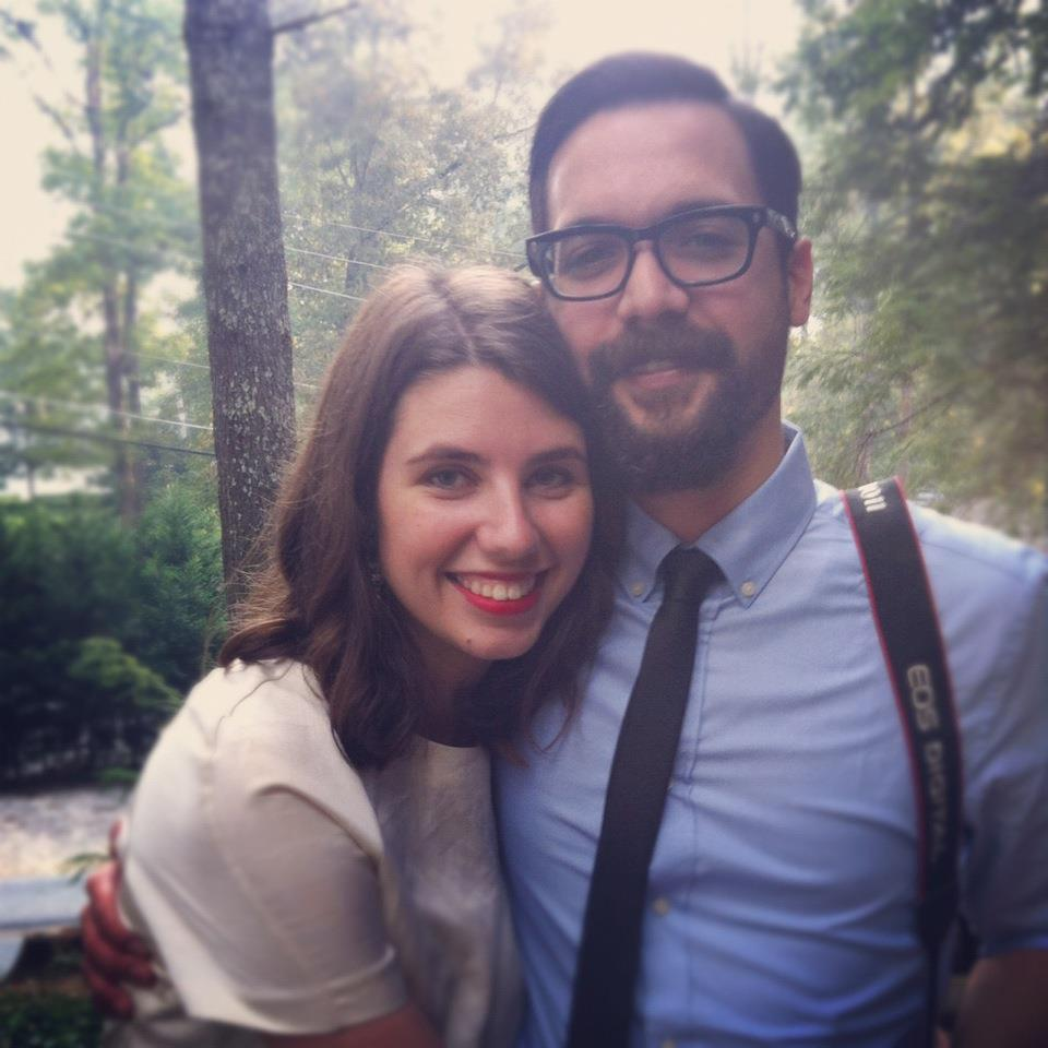 North Georgia Hipster Wedding (Reception)