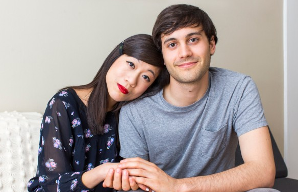 Couple Crush: Facebook's Sharon Hwang and Mike Matas