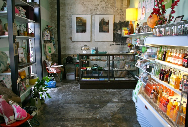 Shopping at Amelia Boutique / Second Floor Flat