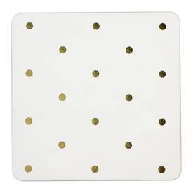 Sugar Paper Polka Dot Coasters, $26/£16