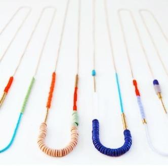 Son of a Sailor Polaris Necklaces, $46/£29