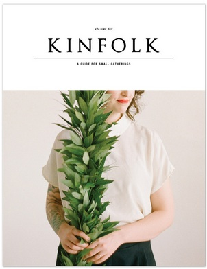 Kinfolk Magazine, $18/£11
