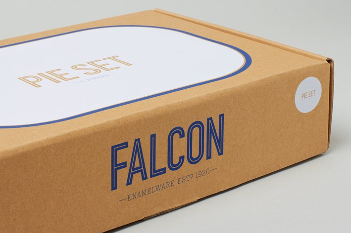 Second Floor Flat - Falcon Enamelware