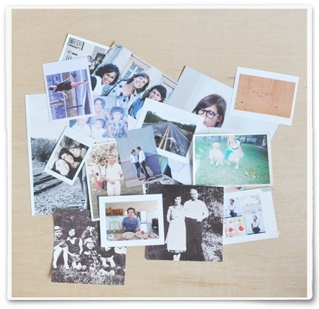 Sezane Polaroids - Second Floor Flat