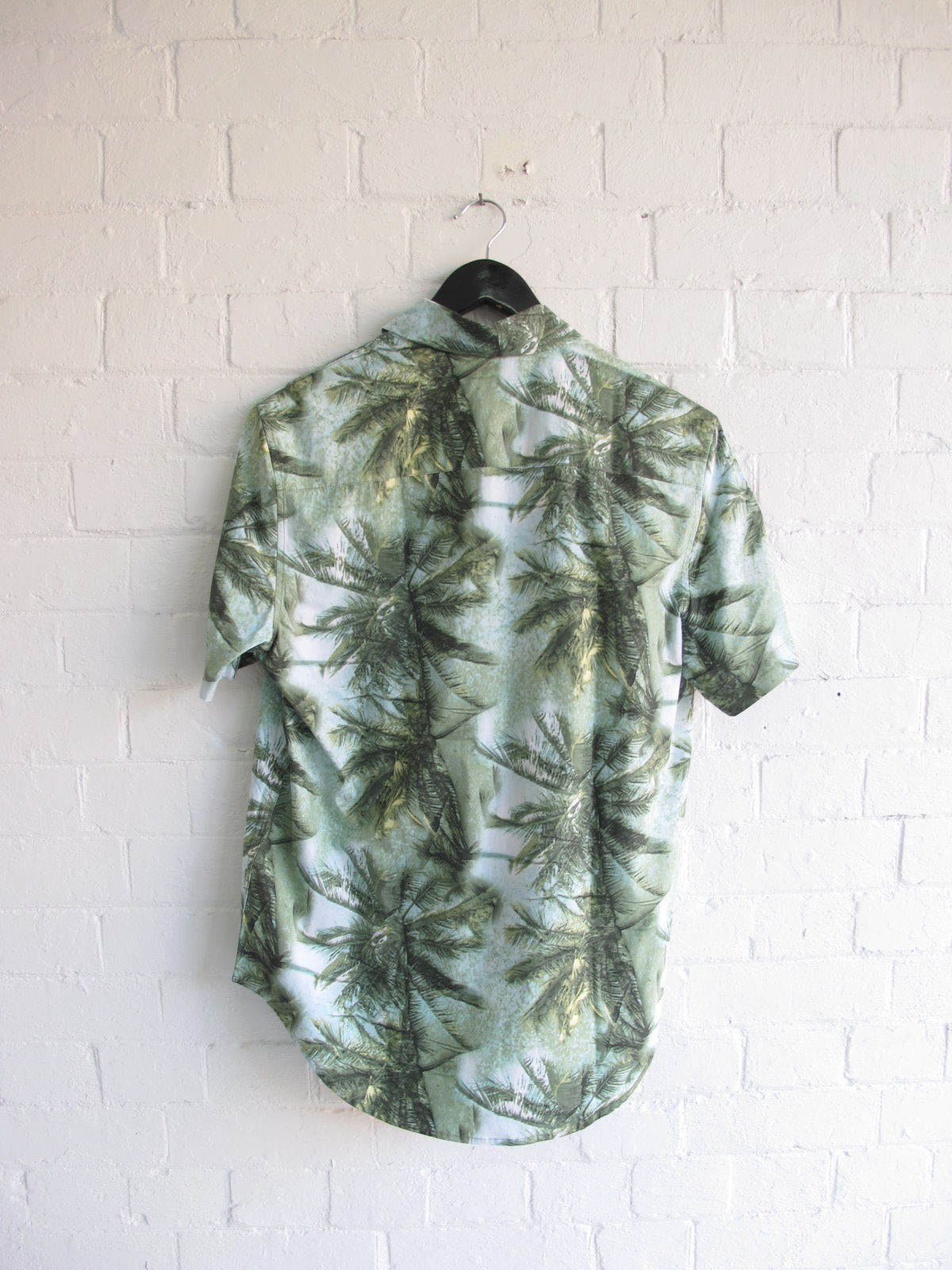 palm tree shirt - Second Floor Flat