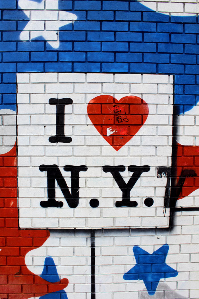 I Love New York / Second Floor Flat