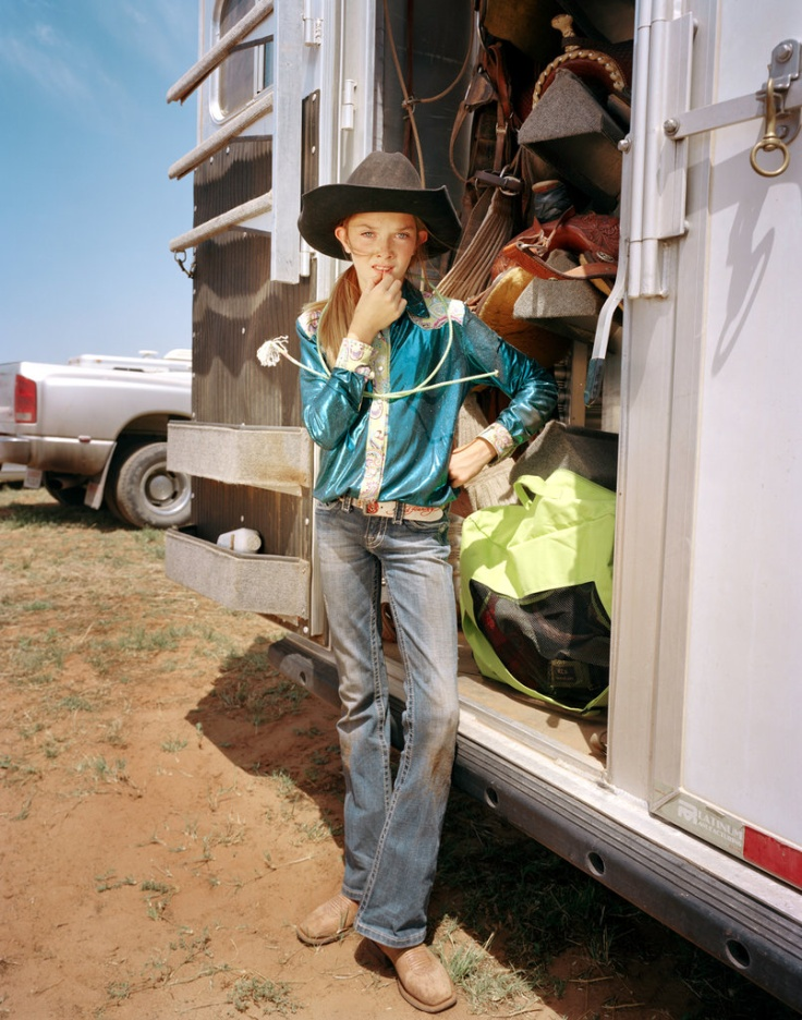 The Cowgirl Way - The New York Times / Second Floor Flat