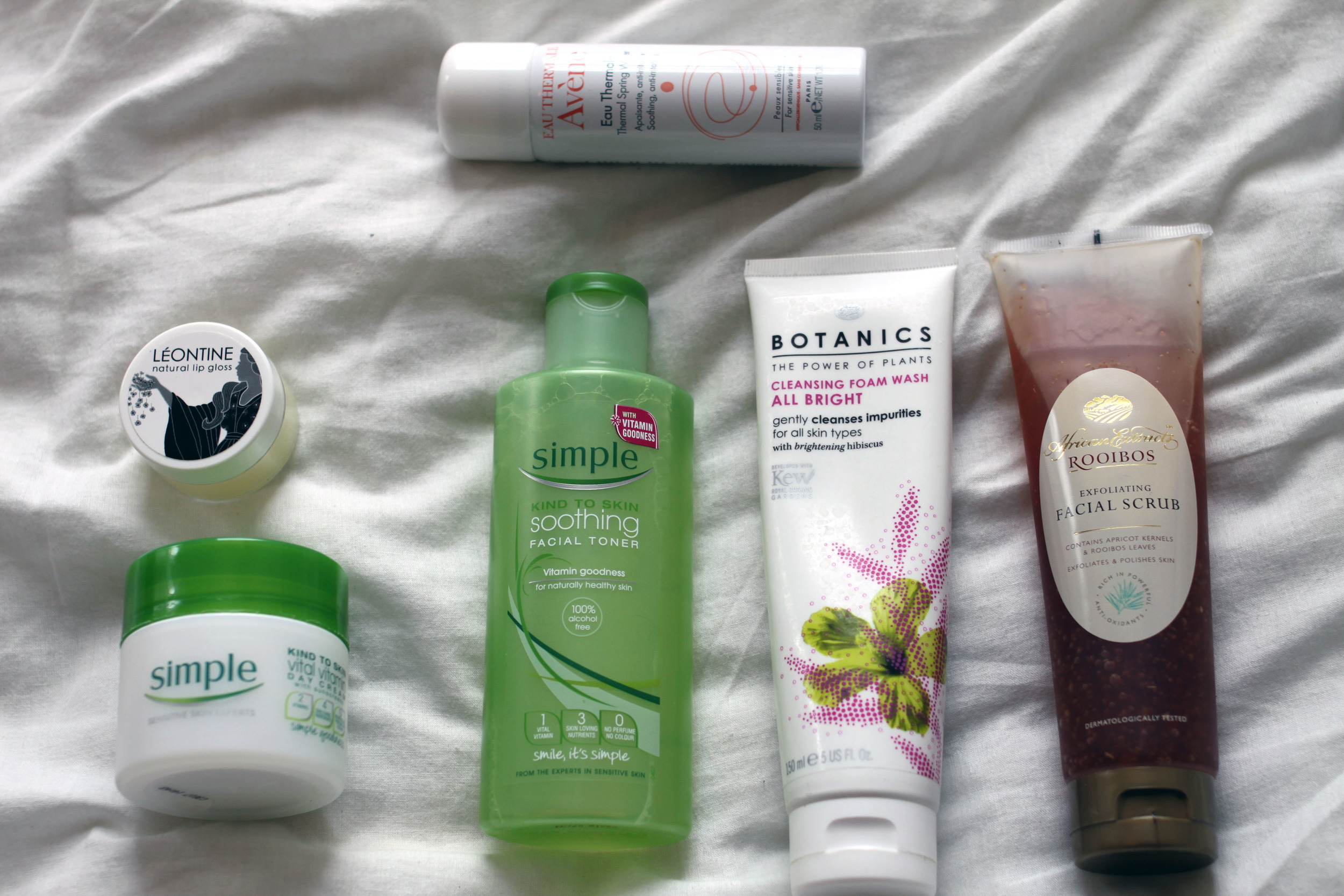 Skincare / Second Floor Flat
