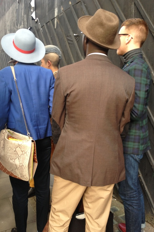 Street Style at Spencer Hart / Second Floor Flat