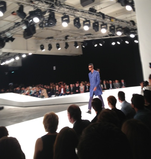 Spencer Hart - London Collections SS14 / Second Floor Flat