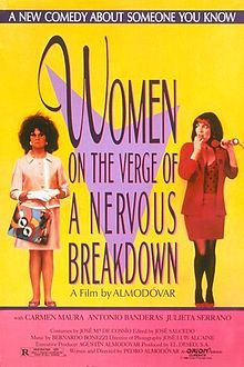 Women on the Verge of a Nervous Breakdown / Second Floor Flat