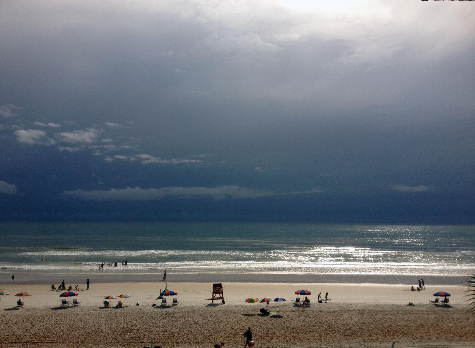 Florida Beach Storm / Second Floor Flat