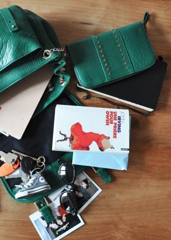 Sezane Gatsby Leather Wallet / Second Floor Flat