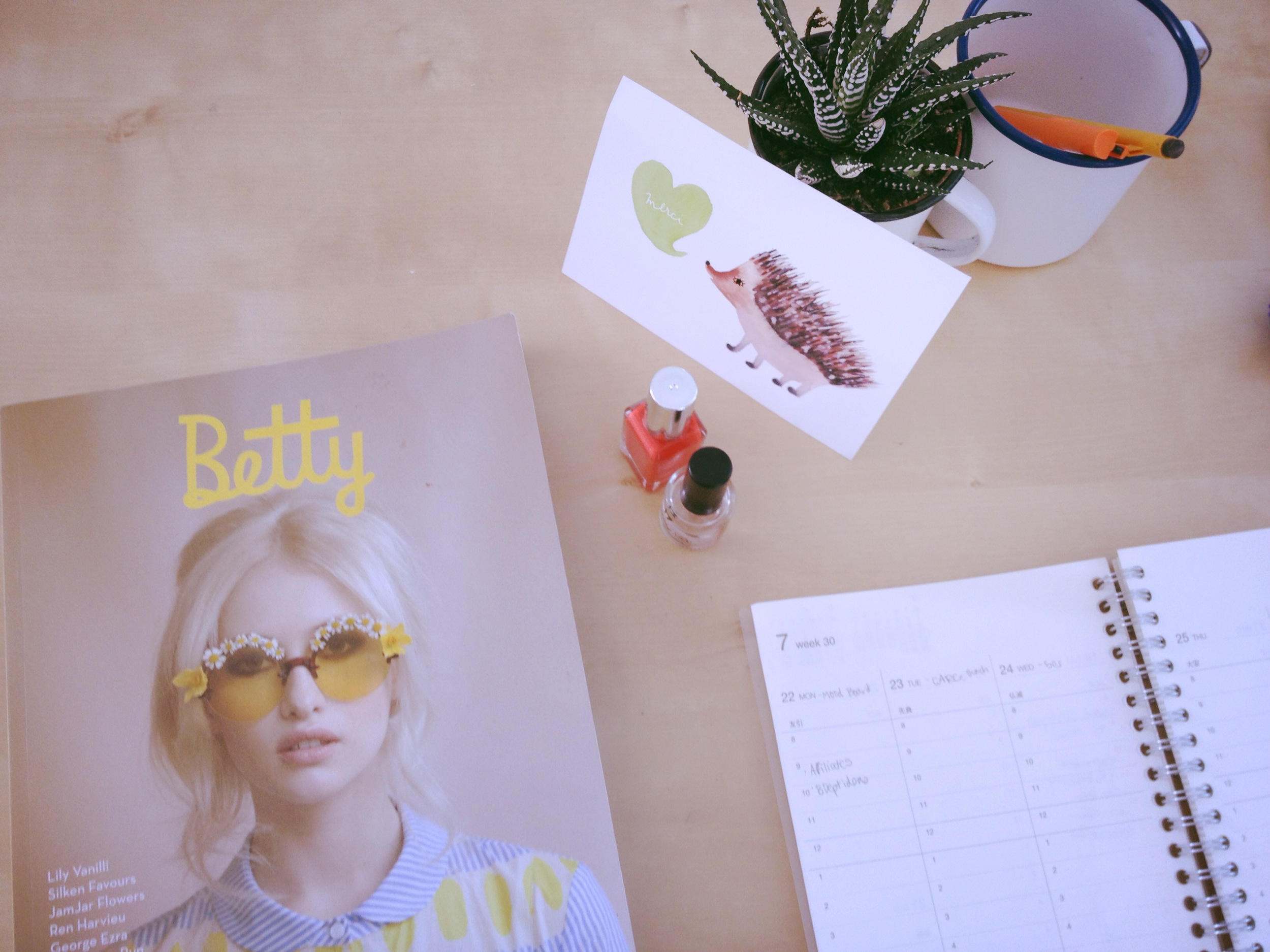 Betty Magazine / Second Floor Flat