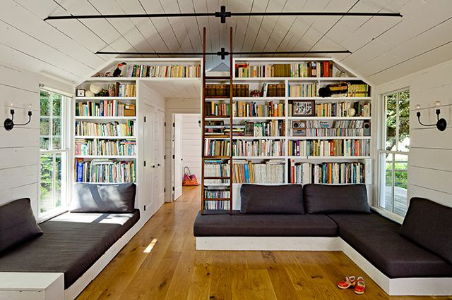 Jessica Helgerson / Domaine // Second Floor Flat