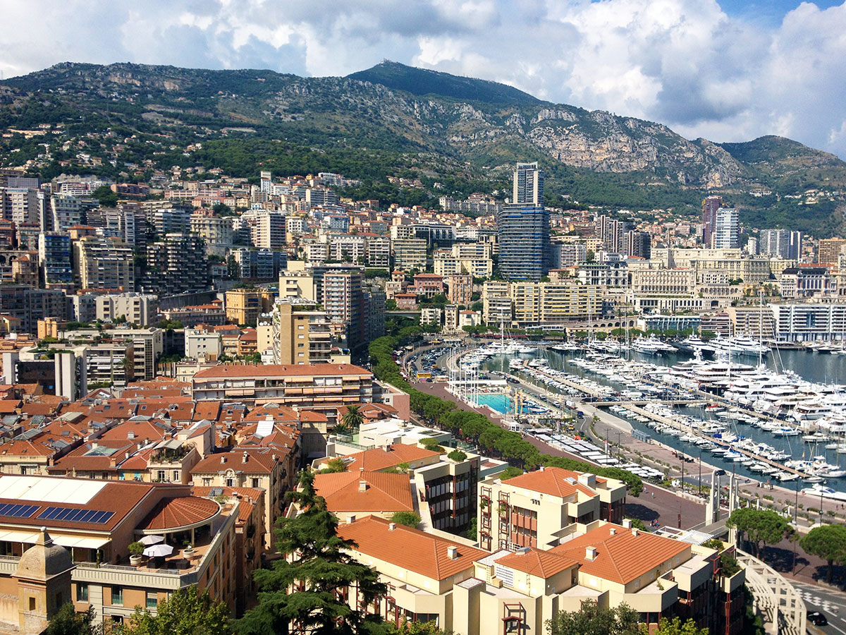 Monaco / Second Floor Flat