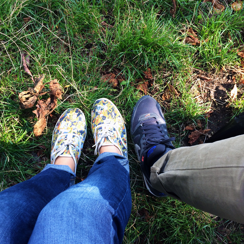 Clissold Park, London  secondfloorflat.com
