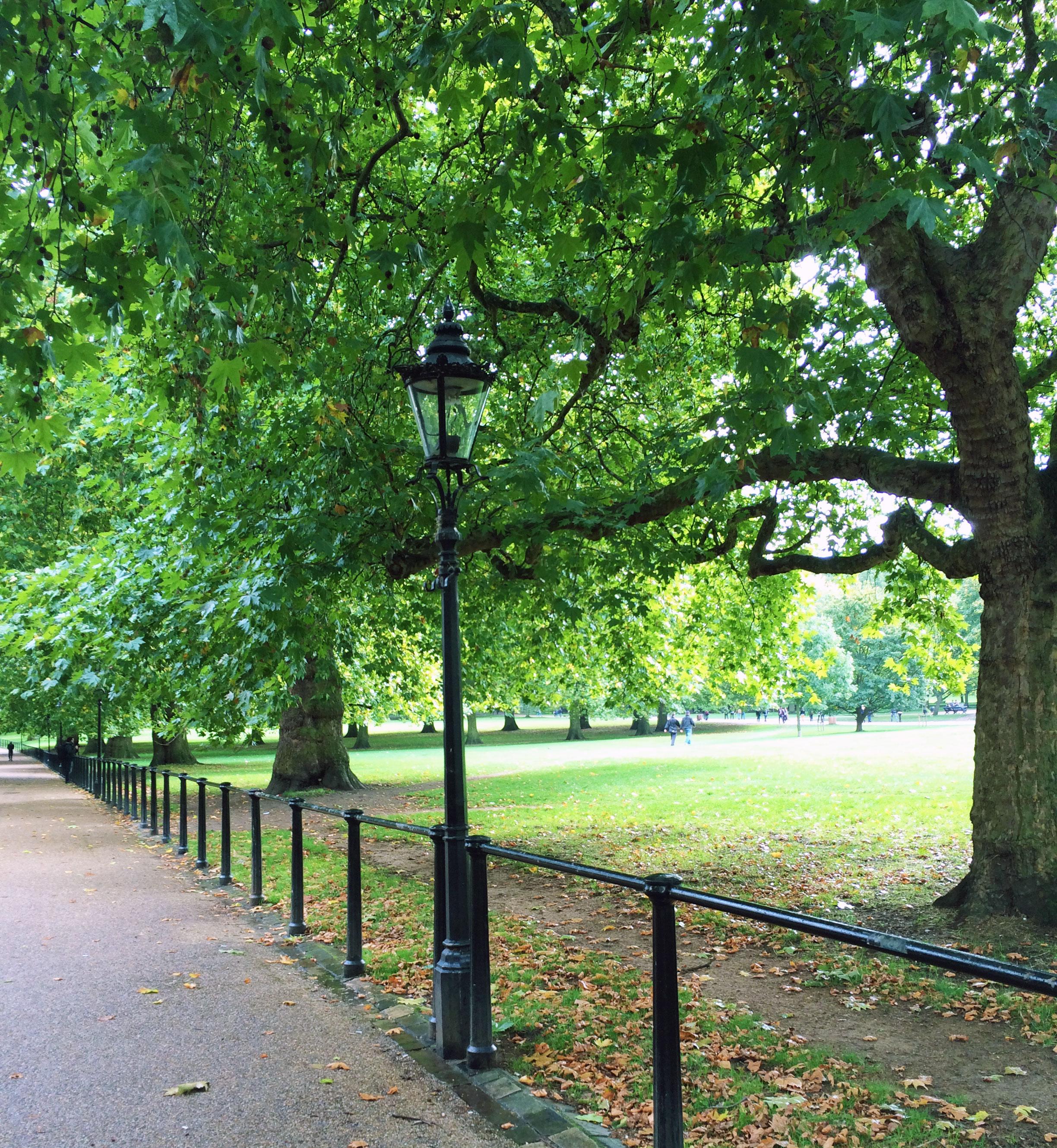 Green Park, London - secondfloorflat.com