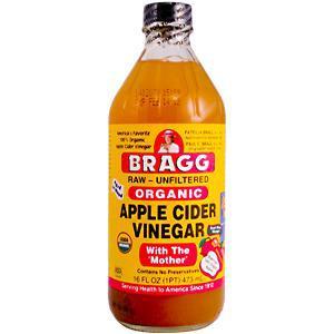 Bragg Apple Cider Vinegar / Beauty Box // Second Floor Flat