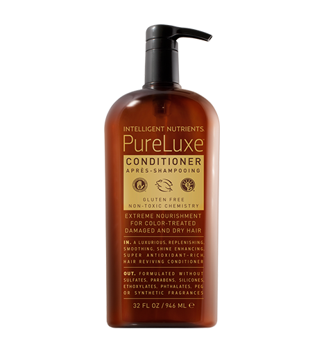 Beauty Box: Intelligent Nutrients Pureluxe Conditioner / Second Floor Flat