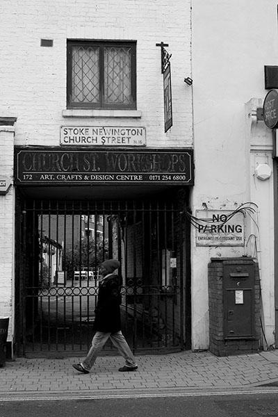 Stoke Newington, London - Second Floor Flat