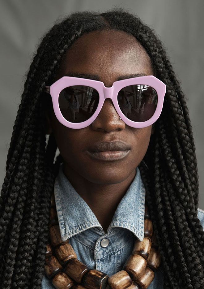 Karen Walker x Ethical Fashion Initiative - secondfloorflat.com