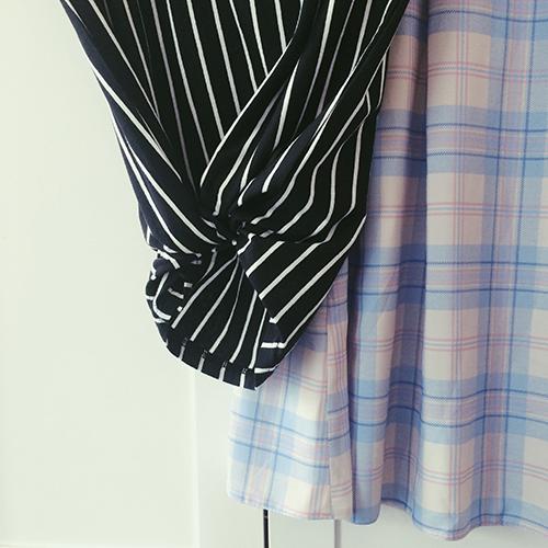 stripes + plaids   secondfloorflat.com