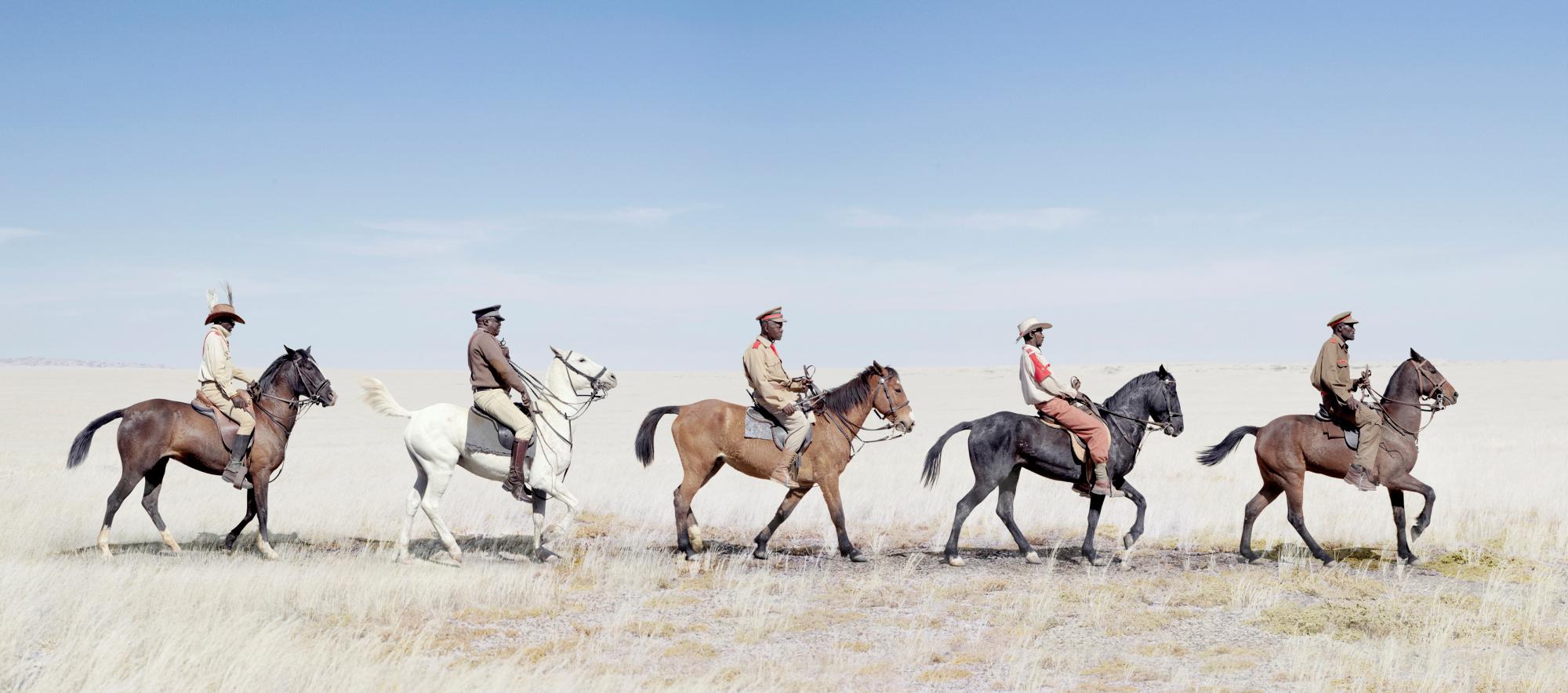 Jim Naughten – Hereros Tribe, Namibia   Second Floor Flat