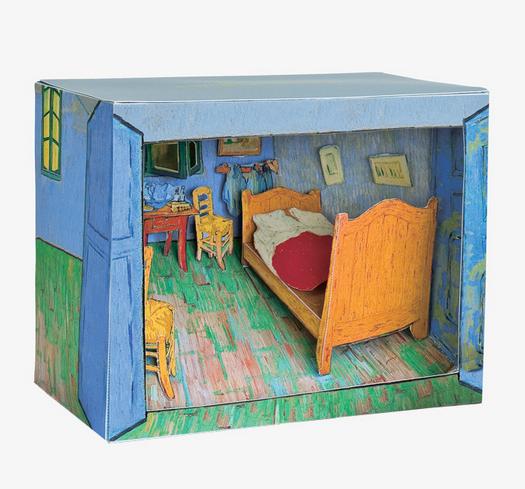 Shopping List: Van Gogh in Arles – Tatebanko Artist Series | Second Floor Flat