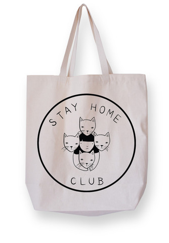 Stay Home Club by Olivia Mew | Second Floor Flat