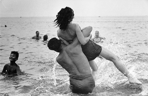 Garry Winogrand at the Metropolitan Museum of Art