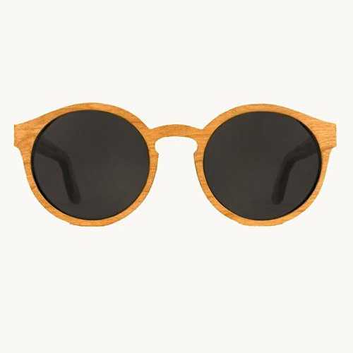This pair of  Capital Eyewear Hardwood Sunglasses