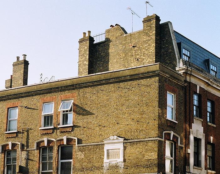 London rooftops   Second Floor Flat