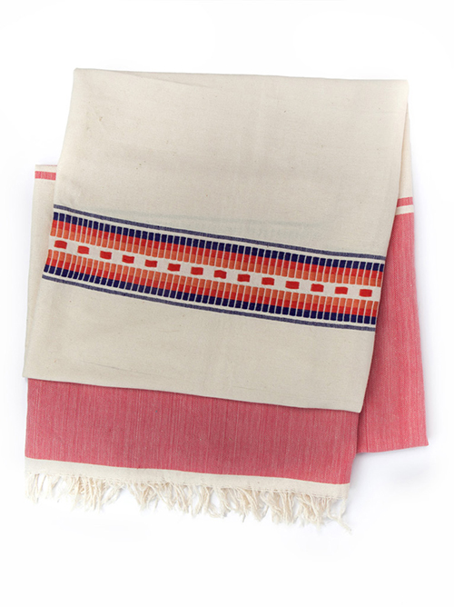 Handwoven Mehari Blanket by fashionABLE , $78
