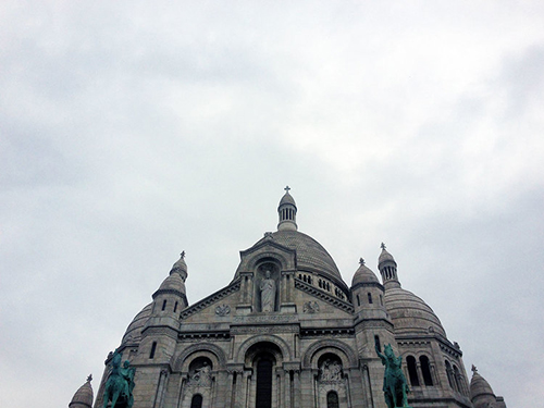 Sacre Coeur, Paris | Second Floor Flat