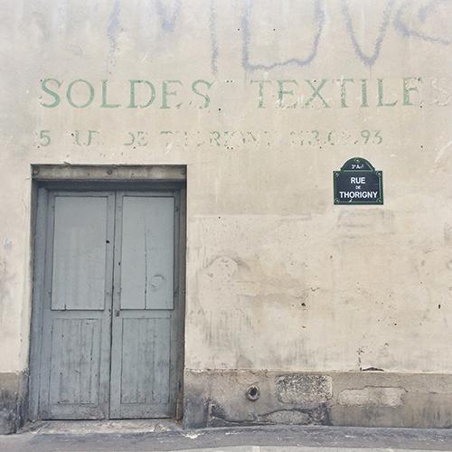 Rue de Thorigny, Paris | Second Floor Flat