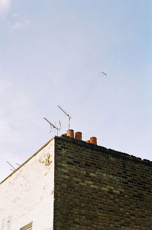 London Sky | Photo by D Watterson III