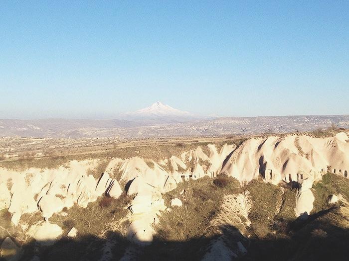 Pamukkale and Cappadocia, Turkey