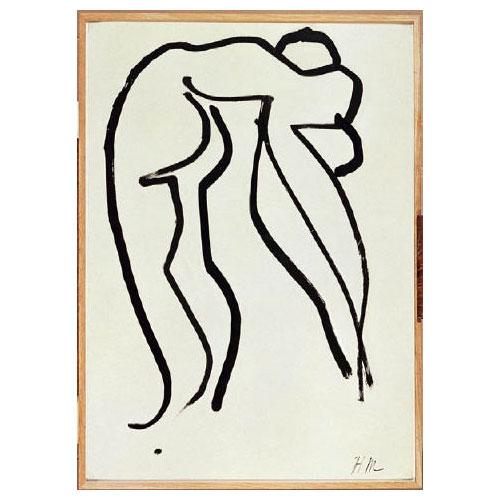 The Acrobat, Matisse, 1952