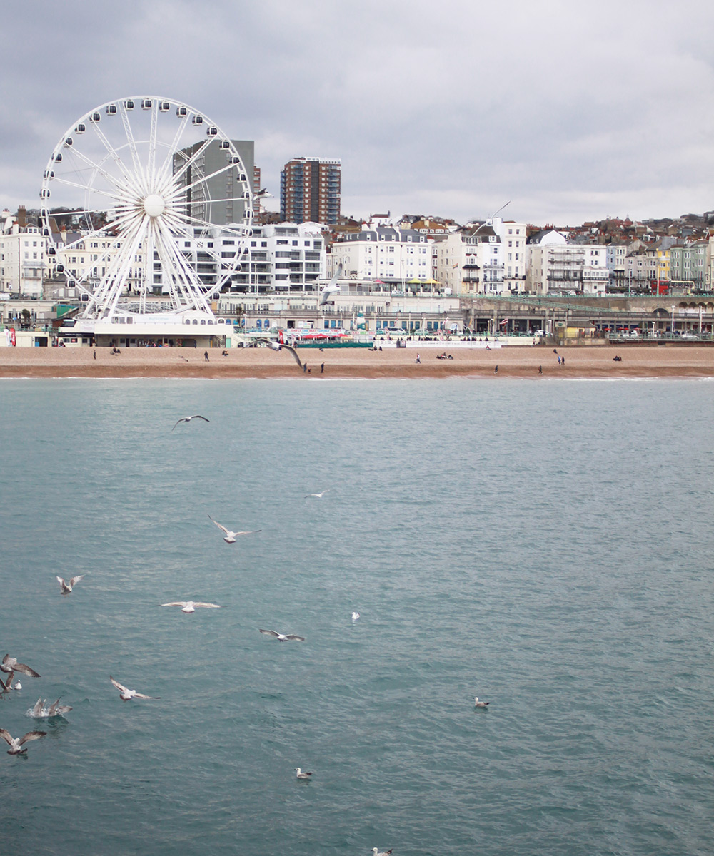Brighton Pier | Second Floor Flat