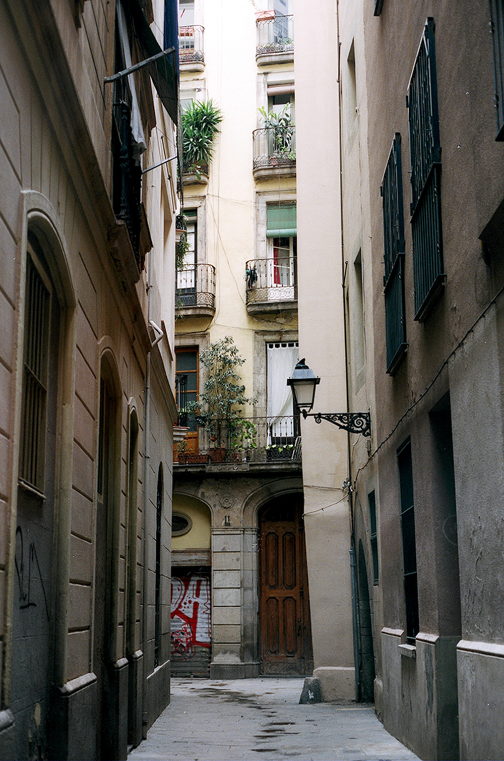 Barcelona, Spain | Second Floor Flat