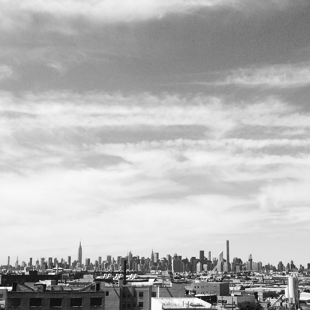New York skyline | Second Floor Flat