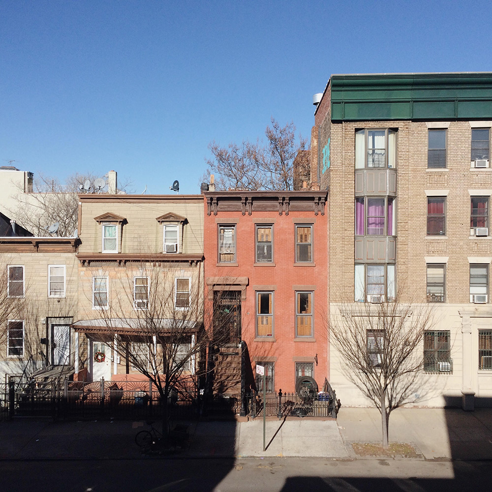 Bed Stuy, Brooklyn