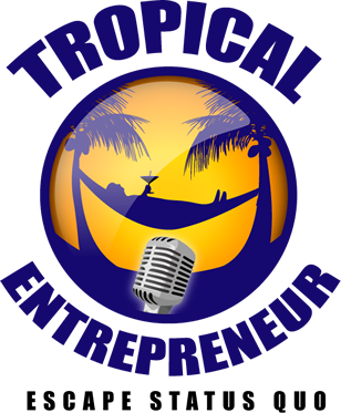 Tropical Entrepreneur Podcast: Becoming an outsourced marketing director