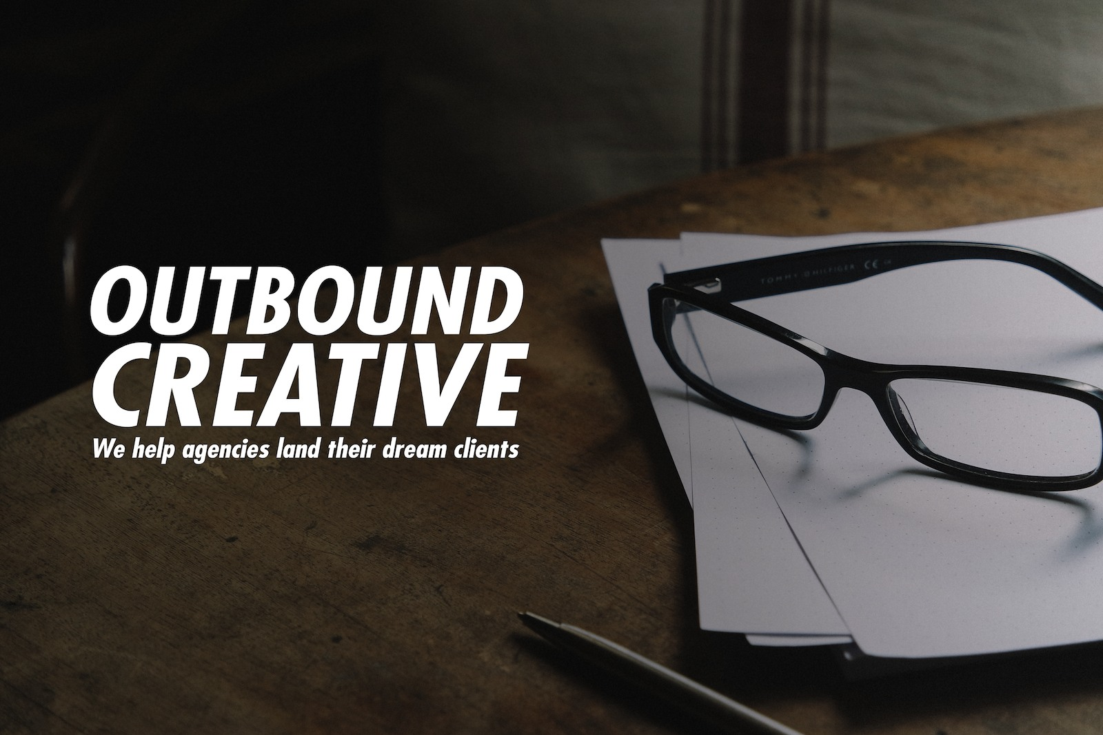 Click to learn more about my new business Outbound Creative