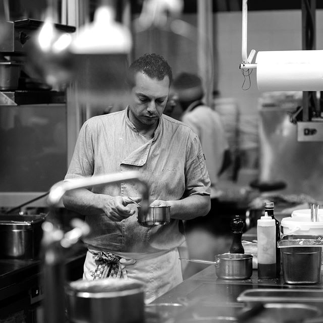 The master of delights: meet ourr chef Gennaro Santoro 👨🏼🍳 have lunch or dinner at our #restaurant Fino in the heart of @love_merano @hotelaurorameran and enjoy his creations! 😍 . . .  #food #foodporn #restaurant #instafood #bestfood #lecker #enjoy #happy #hotel #holiday #trip #journey #altoadige #südtirol #meran #merano #ristorante #dinner #lunch #local #southtyrol #organic #italy #homemade #fattoamano #cucina #gourmet #pasta @visitsouthtyrol