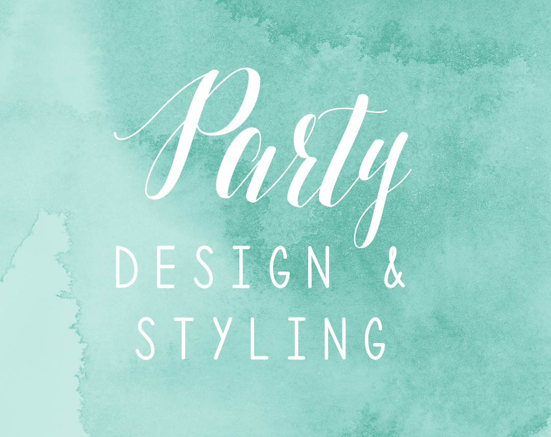 Party Design and Styling