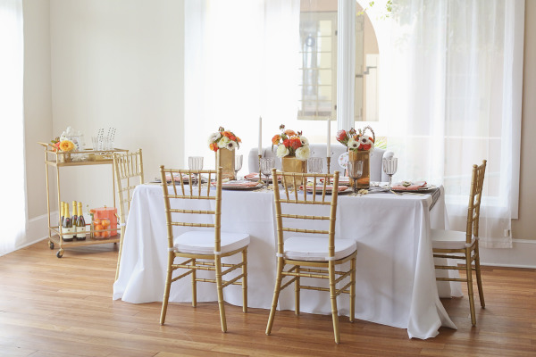 Photo by La Bella Imagery Co-Designed by Megan Martin Creative and Amber VeatchDesigns Rentals by Set Rentals & Design
