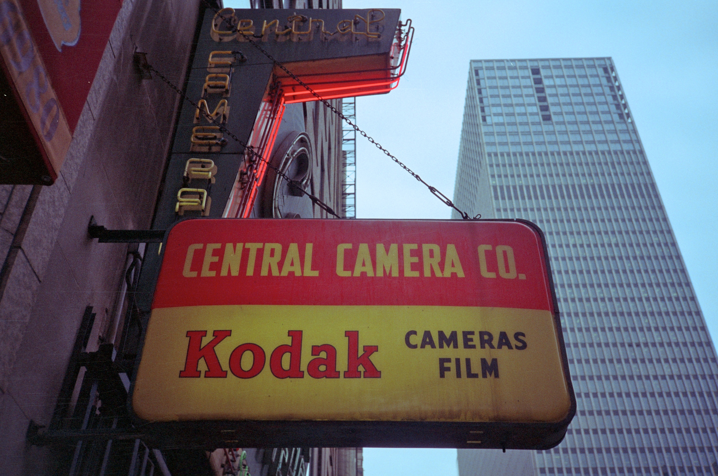 Central Camera, Chicago, IL